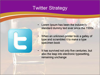 Whisly and Evening Lights PowerPoint Template - Slide 9