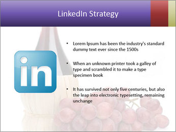 Red Wine and Fresh Grapes PowerPoint Template - Slide 12
