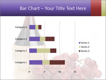 Red Wine and Fresh Grapes PowerPoint Template - Slide 52