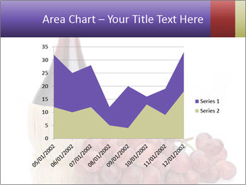 Red Wine and Fresh Grapes PowerPoint Template - Slide 53