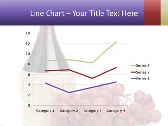 Red Wine and Fresh Grapes PowerPoint Template - Slide 54