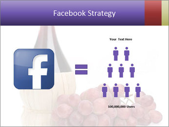 Red Wine and Fresh Grapes PowerPoint Template - Slide 7