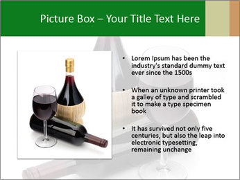 Perfect Red Wine PowerPoint Templates - Slide 13