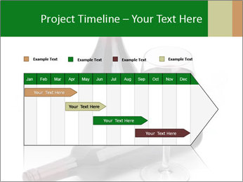 Perfect Red Wine PowerPoint Templates - Slide 25
