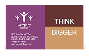 0000063825 Business Card Template