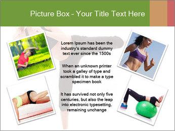 Karate Training for Women PowerPoint Templates - Slide 24