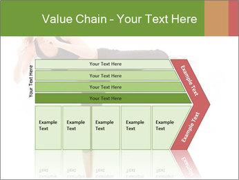 Karate Training for Women PowerPoint Templates - Slide 27