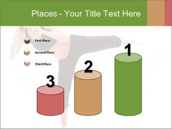 Karate Training for Women PowerPoint Templates - Slide 65