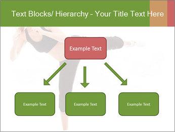 Karate Training for Women PowerPoint Templates - Slide 69