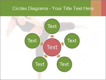 Karate Training for Women PowerPoint Templates - Slide 78