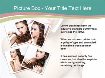 Creative Hairstyle PowerPoint Templates - Slide 23