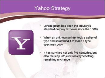 Sexual Secretary PowerPoint Template - Slide 11
