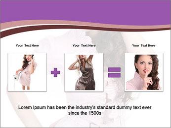 Sexual Secretary PowerPoint Template - Slide 22