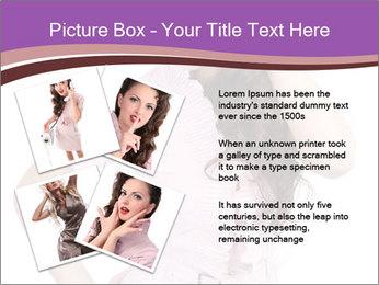Sexual Secretary PowerPoint Template - Slide 23