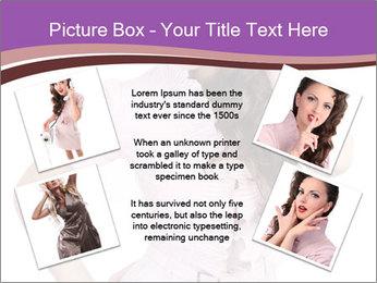Sexual Secretary PowerPoint Template - Slide 24