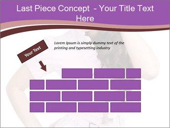 Sexual Secretary PowerPoint Template - Slide 46