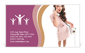 0000063838 Business Card Template