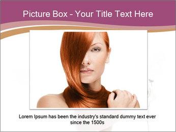 Surprised Girl Speaking Over Phone PowerPoint Templates - Slide 15