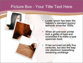 Surprised Girl Speaking Over Phone PowerPoint Templates - Slide 17