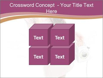 Surprised Girl Speaking Over Phone PowerPoint Templates - Slide 39