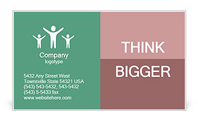 0000063840 Business Card Template