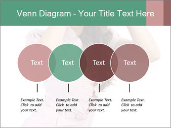 Lady Spying PowerPoint Template - Slide 32