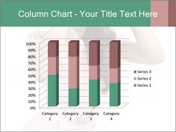 Lady Spying PowerPoint Template - Slide 50