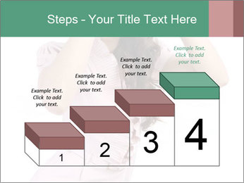 Lady Spying PowerPoint Template - Slide 64