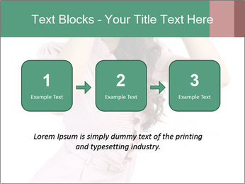 Lady Spying PowerPoint Template - Slide 71