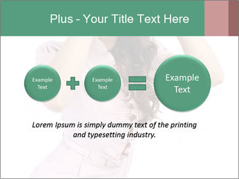 Lady Spying PowerPoint Template - Slide 75