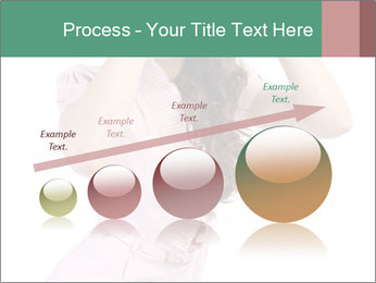 Lady Spying PowerPoint Template - Slide 87
