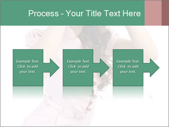 Lady Spying PowerPoint Template - Slide 88