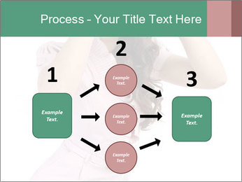 Lady Spying PowerPoint Template - Slide 92