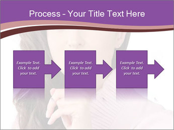 Pin Up Lady with Secrets PowerPoint Templates - Slide 88