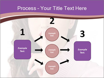 Pin Up Lady with Secrets PowerPoint Templates - Slide 92