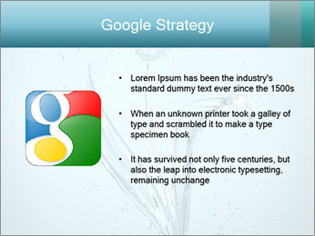 Water Tulip PowerPoint Template - Slide 10