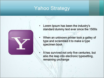 Water Tulip PowerPoint Template - Slide 11