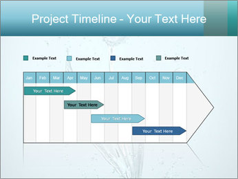 Water Tulip PowerPoint Template - Slide 25