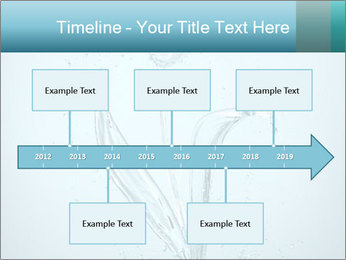 Water Tulip PowerPoint Template - Slide 28