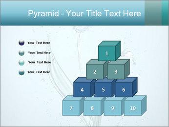 Water Tulip PowerPoint Template - Slide 31