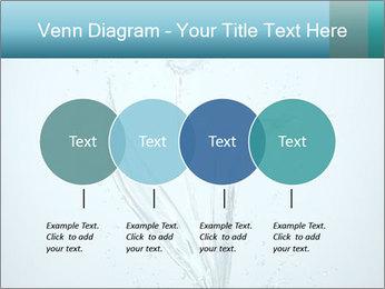 Water Tulip PowerPoint Template - Slide 32