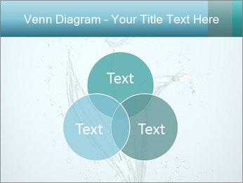 Water Tulip PowerPoint Template - Slide 33