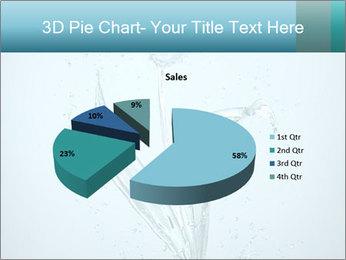 Water Tulip PowerPoint Template - Slide 35