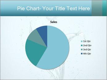 Water Tulip PowerPoint Template - Slide 36
