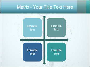 Water Tulip PowerPoint Template - Slide 37