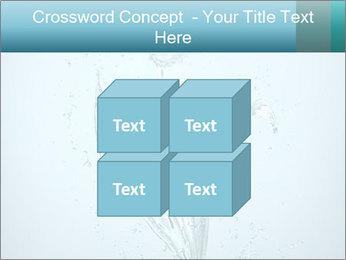 Water Tulip PowerPoint Template - Slide 39