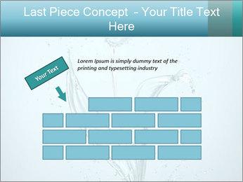 Water Tulip PowerPoint Template - Slide 46