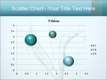 Water Tulip PowerPoint Template - Slide 49
