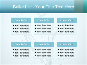 Water Tulip PowerPoint Template - Slide 56