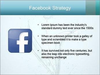Water Tulip PowerPoint Templates - Slide 6